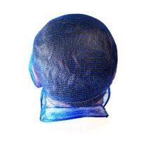 Detectable Hairnets with Neck Guard (Pack of 100)