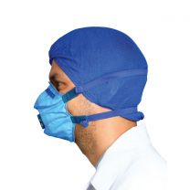 Detectable Filtering Face Masks (Pack of 5)