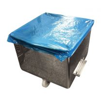 Detectable Tote Bin Covers (Roll of 250)