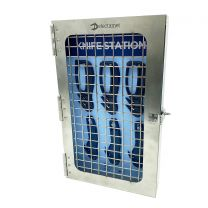 Stainless Steel Security Cage